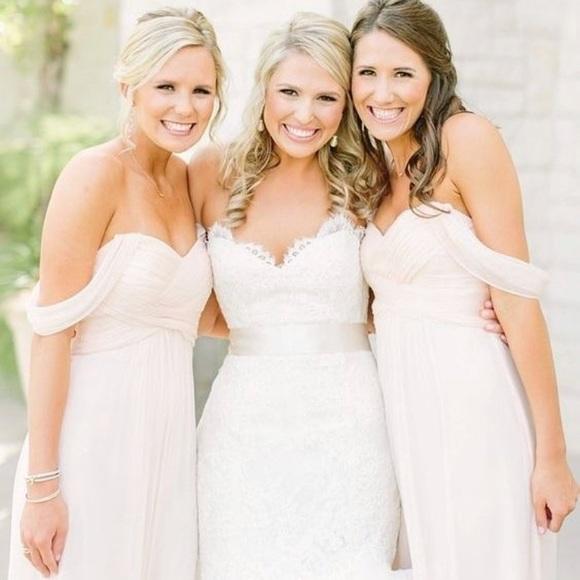 a25e0aa3dce Amsale Bridesmaid Dress